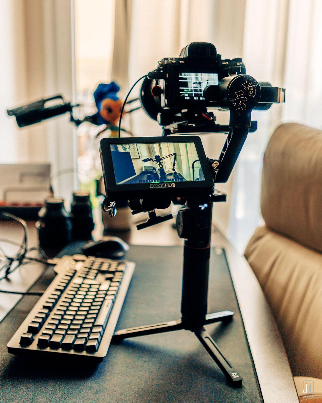 content-creation-camera-setup-office