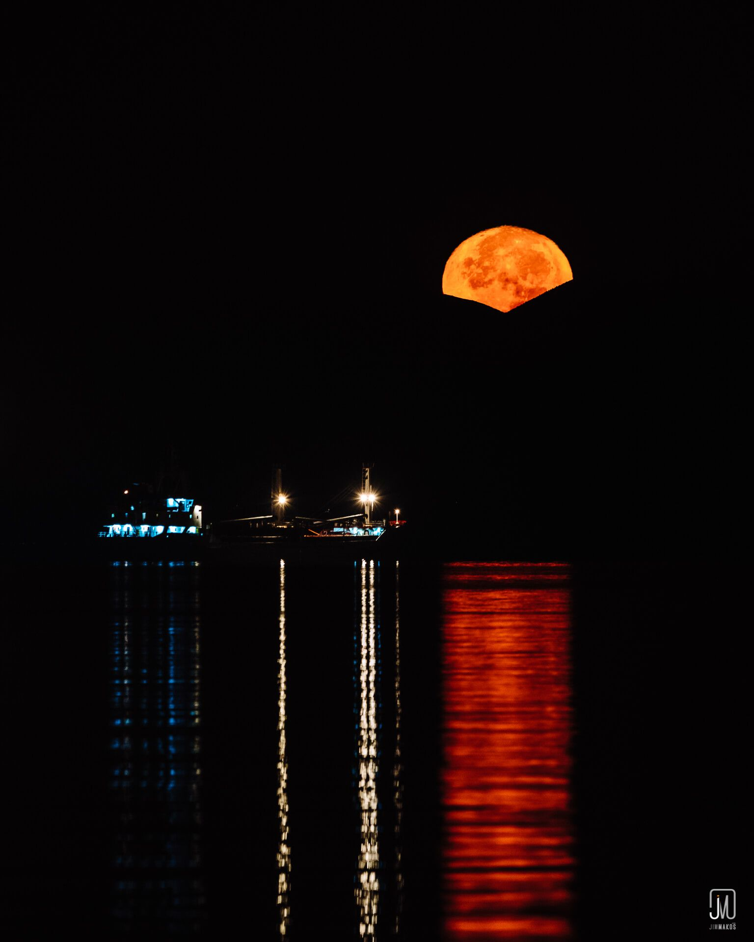 moon-photography-thessaloniki-greece