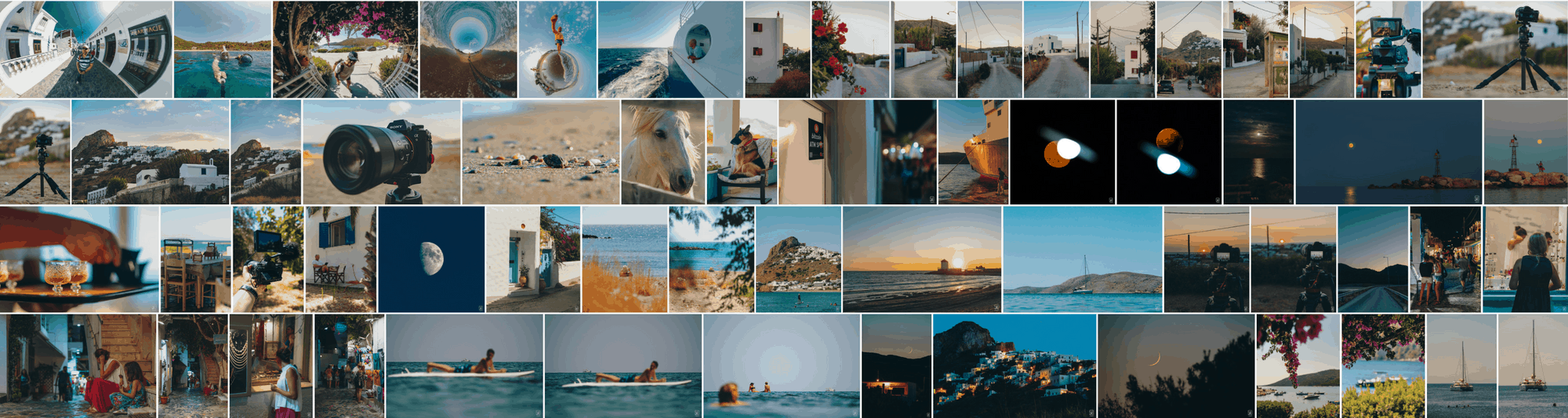 My photo album of Skyros Island