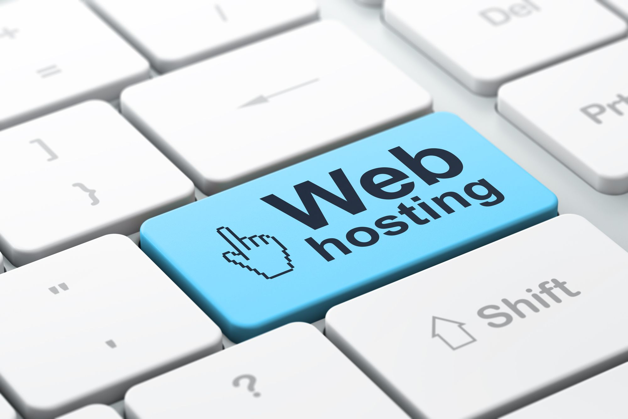 Choosing the best hosting provider comes next in the how to build a website guide